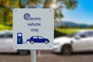 bornes de recharge pour voitures électriques