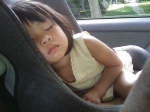 occuper ses enfants lors d'un trajet en voiture